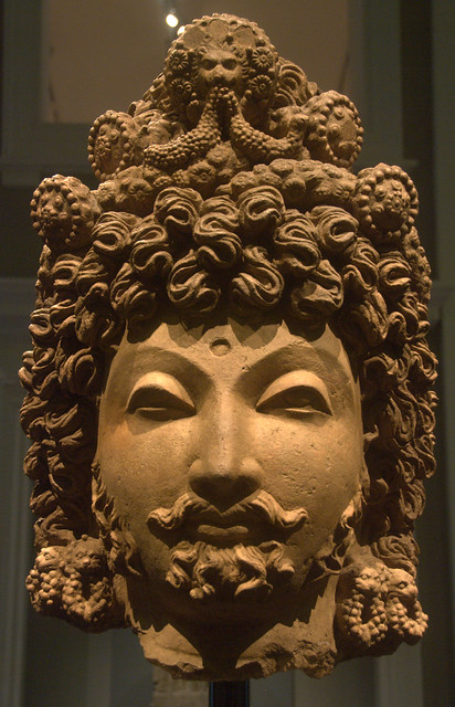 Photo:Head of Bodhisattva By VinayakH