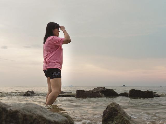 Photo:Pantai Remis.Agnes.4 By Johnragai-Moment Catcher