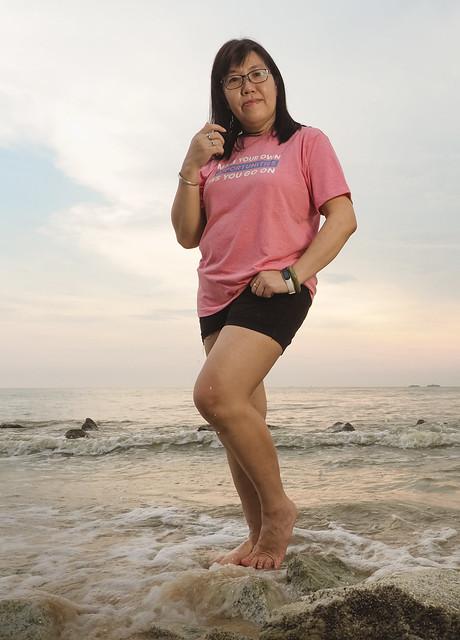 Photo:Pantai Remis.Agnes.2 By Johnragai-Moment Catcher