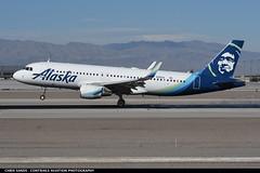 Alaska Airlines A320 N361VA