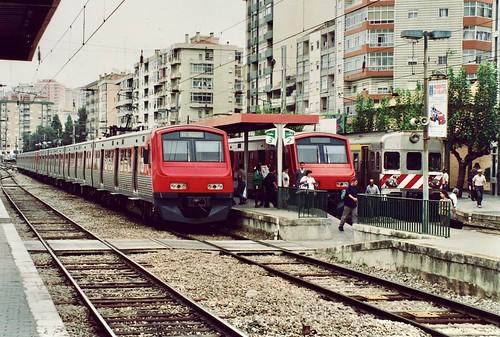 Estação de Cacém, Portugal