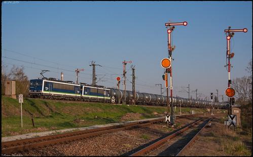 155 045 + 048 | Köthen