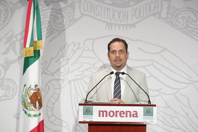 23/09/2020 Conferencia De Prensa Diputado Alejandro Carvajal