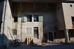 Un village de l'Ain