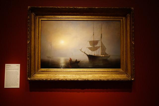 Photo:Ship in Fog Gloucester Harbor PUAM(9) By rverc