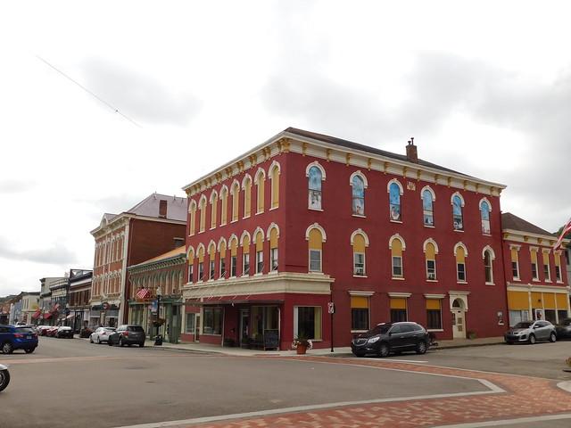 Photo:2nd Street Buildings By jimmywayne