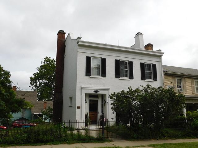 Photo:Levi Stevens House By jimmywayne