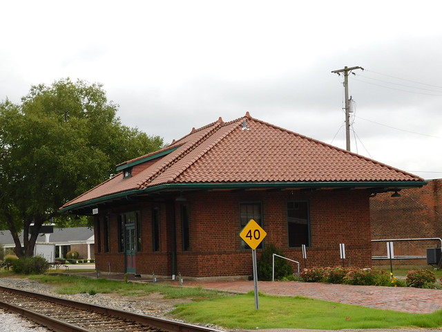 Photo:The Old Train Depot By jimmywayne