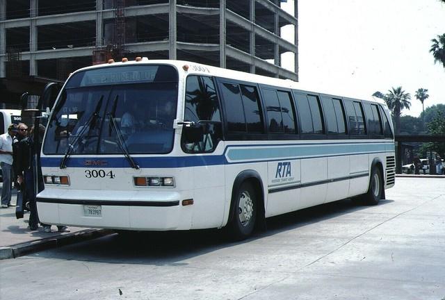 Photo:1982 GMC RTS Riverside Transit Bus. 3004 By NeoplanKid79