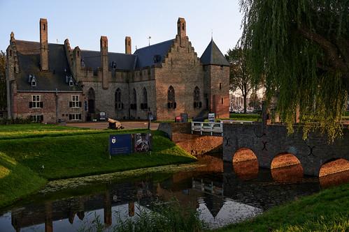 Castle Radboud. Medemblik