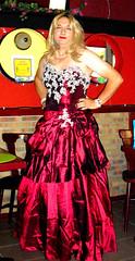 red ballgown 4