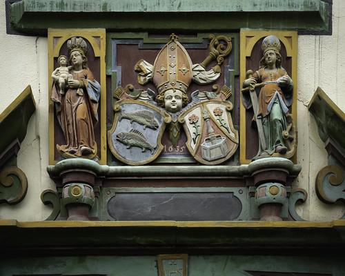 Fischingen Kloster, Fischingen, Canton of Thurgau, Switzerland