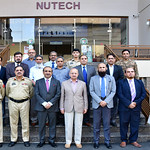 HEC Executive Visits NUTECH
