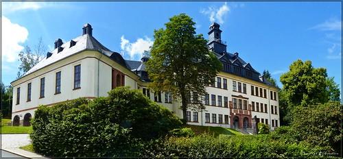 Bertold Brecht-Gymnasium in Schwarzenberg/Erzgebirge