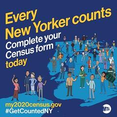 MTA's Multilingual Census Campaign