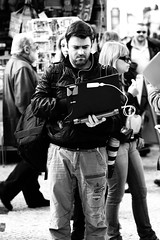 A digital photojournalist