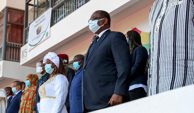 Cérémonie du 47ème anniversaire de l'indépendance de la Guinée-Bissau