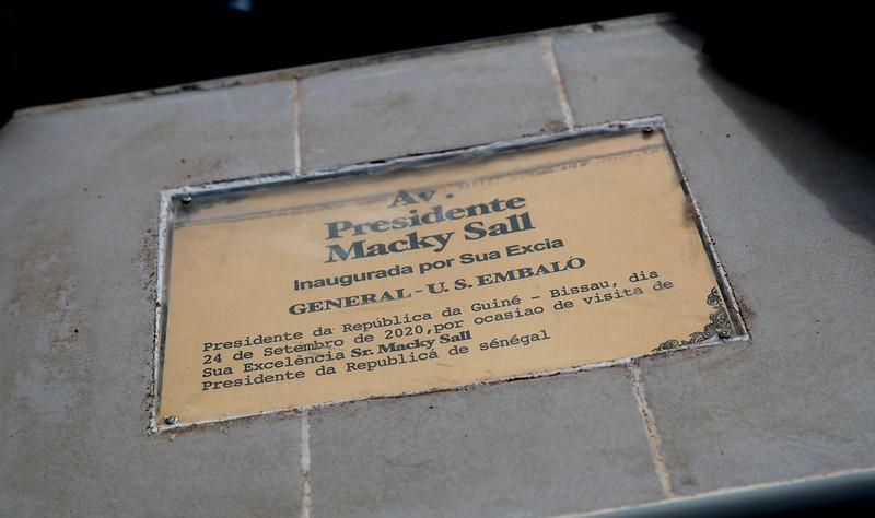 Avenida Del Presidente Macky Sall