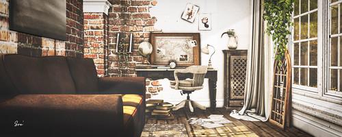 Autumn Home - Office