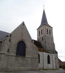 Arleux  Église Saint-Nicolas en 2020 (4)