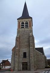 Arleux  Église Saint-Nicolas en 2020 (3)