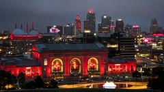 2020 Red Friday (Kickoff Edition): Chiefs Kingdom City Views