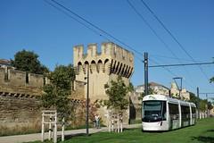 Alstom Citadis Compact n°104  -  Avignon, ORIZO