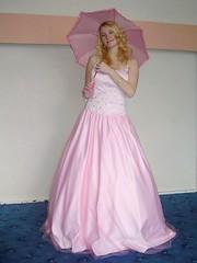 Pastel pink Cindy