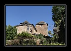 Aubazine- Corrèze- France