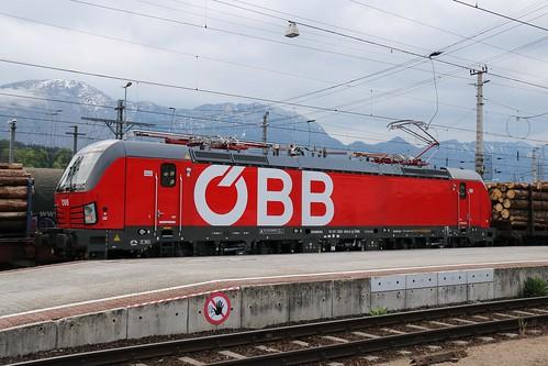 1293043-6 OBB at Wörgl Hbf Austria 130519 (3)