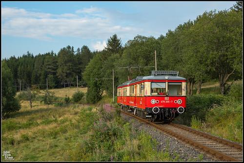 16-08-20 DB Oberweißbacher Bergbahn 479 205 + 479 201, Cursdorf