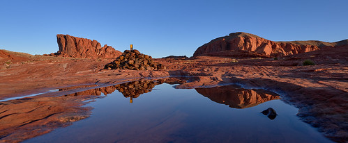 Valley of Fire Panorama - Nevada