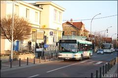 Heuliez Bus GX 317 (Renault Citybus) – RATP (Régie Autonome des Transports Parisiens) / STIF (Syndicat des Transports d'Île-de-France) n°1098