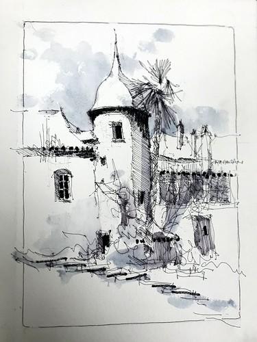 La tour de Peich