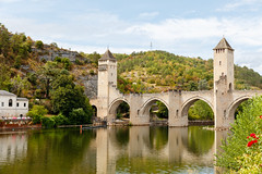 Pont Valentré - Photo of Cahors