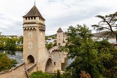 Pont Valentré - Photo of Villesèque
