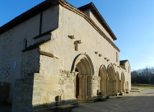 L'église de Cayac