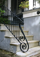 Steps: 43 Church Street, Charleston, SC