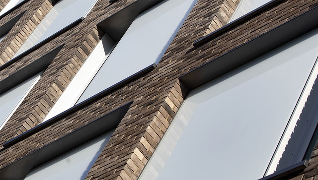 Photo:Hub by Premier Inn, West Brompton 5 By PROTEUS Engineered Facade Technology