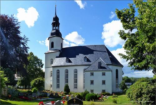 Kirche St. Johannes in Niederzwönitz