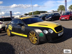 Bentley Continental GT - Silverstone
