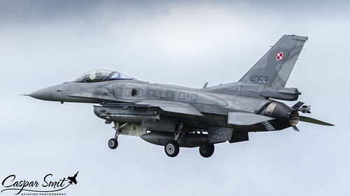 Polish Air Force F-16C Fighting Falcon