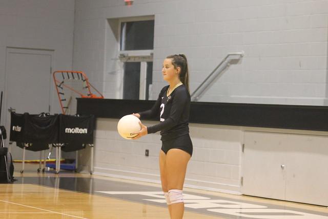 2020 Varsity Volleyball