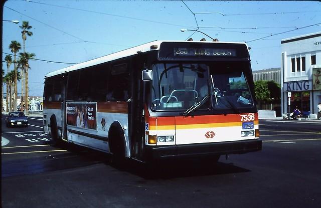 Photo:1980 Grumman RTD Bus. 7536 By NeoplanKid79