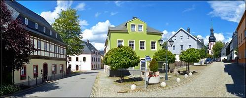 Neumarkt zu Zwönitz