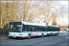 Heuliez Bus GX 317 (Renault Citybus) – RATP (Régie Autonome des Transports Parisiens) / STIF (Syndicat des Transports d'Île-de-France) n°1101