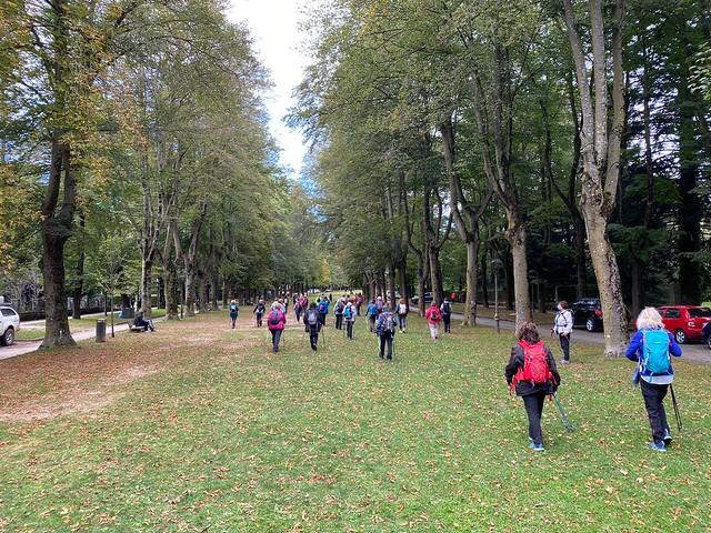 Photo:Excursió de Marxa Nòrdica de Vilallonga de Ter a Camprodon 1 By Centre Europeu de Barcelona