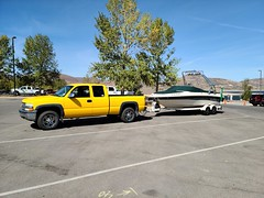 New Boat first trip