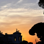 Roman sunset - https://www.flickr.com/people/34288348@N07/