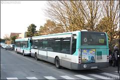 Irisbus Citélis Line – RATP (Régie Autonome des Transports Parisiens) / STIF (Syndicat des Transports d'Île-de-France) n°3619